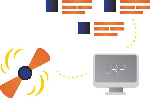 Az ajánlattétel automatikusan lekéri a termékcímeket az ERP rendszerből