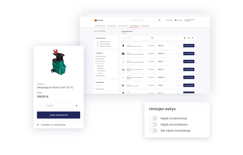La mise en place d'un e-commerce B2B est simple